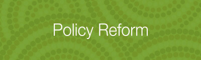 Policy Reform